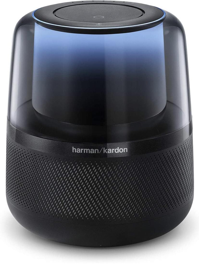 Amazon: Harman Kardon Allure - Altavoz para el hogar, color negro
