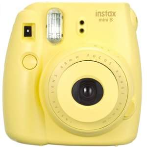 Amazon: Cámara Fujifilm Instax Mini 8 Instant Camera