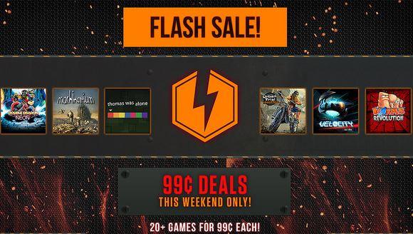 Venta Flash PlayStation Store: juegos a $1 dólar