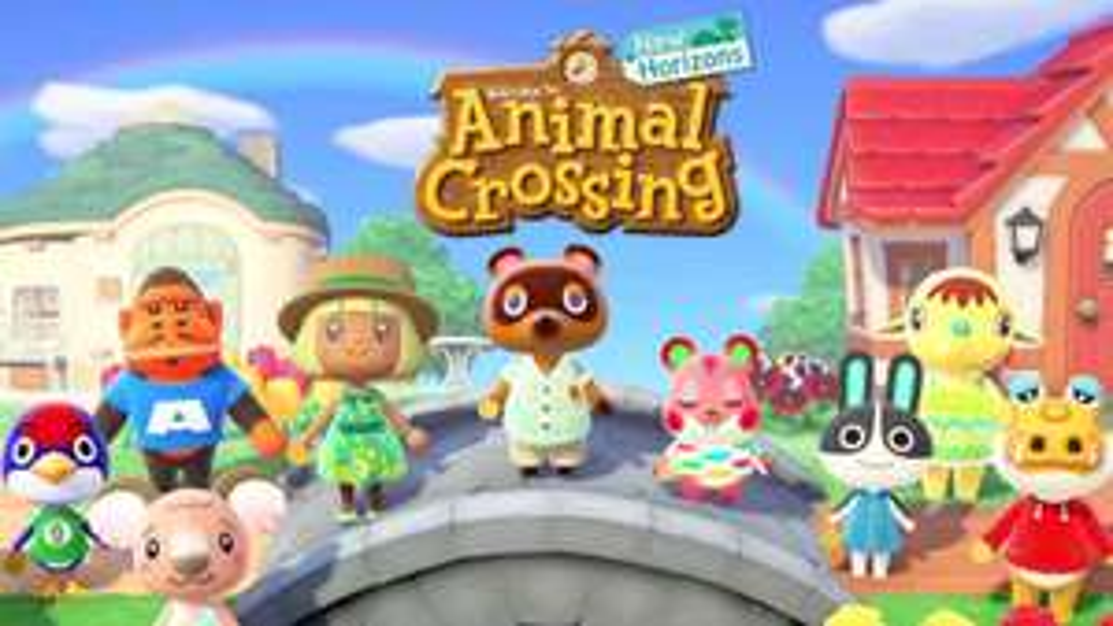 Nintendo eShop Brasil: Animal Crossing New Horizons