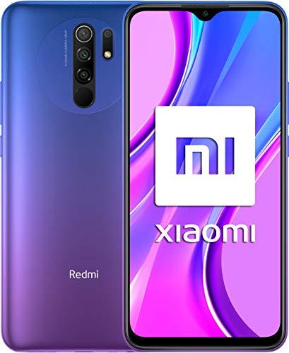 Amazon: Xiaomi Redmi 9 4+64Gb Púrpura