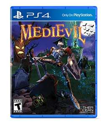 Medievil PS4 Amazon