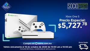 Sam's Club: Xbox One S 1tb