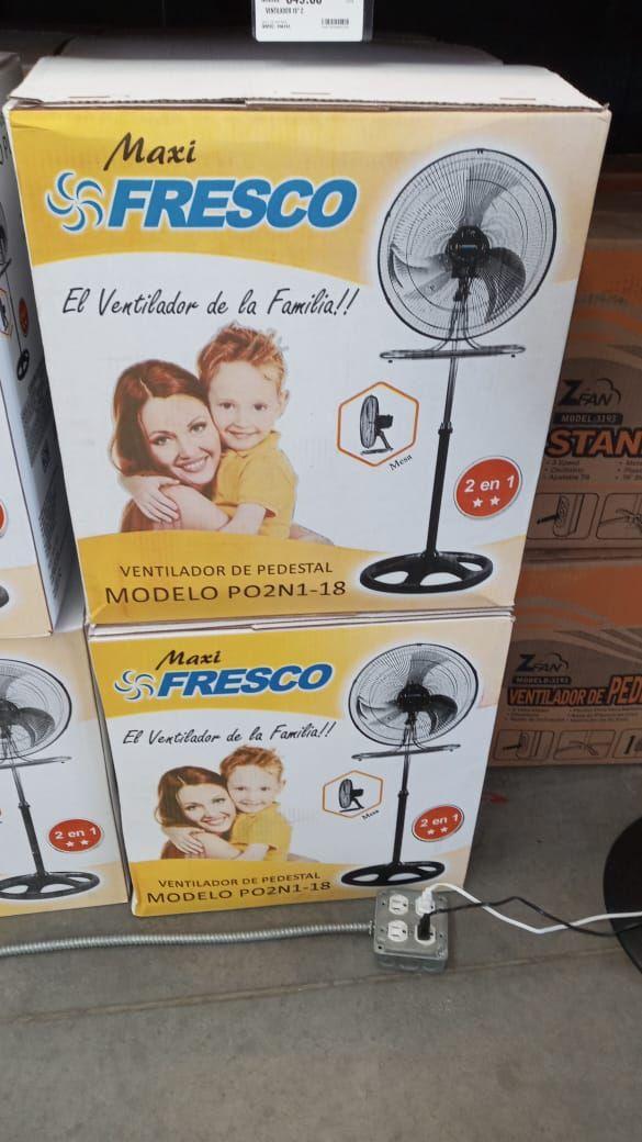 Home Depot: Ventilador Pedestal
