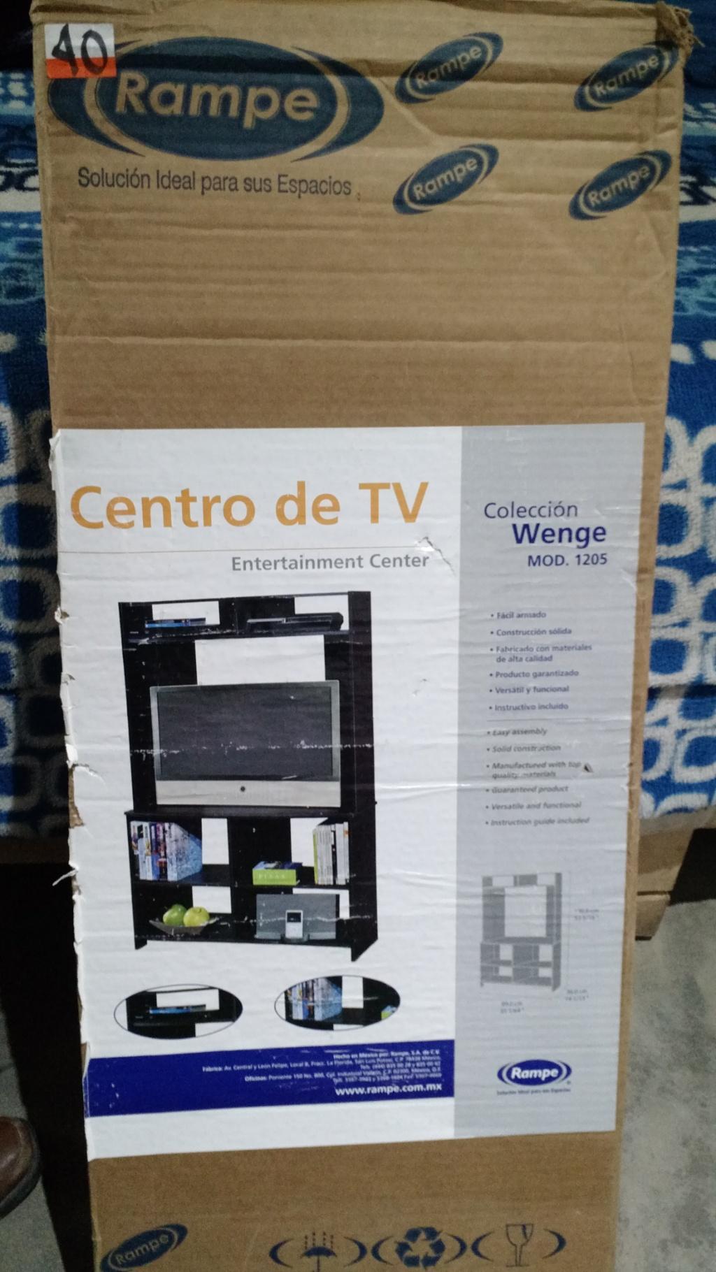 Soriana: Mueble para TV de $1,599 a $160