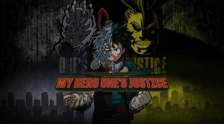 Nintendo eShop: My Hero One's Justice para Switch