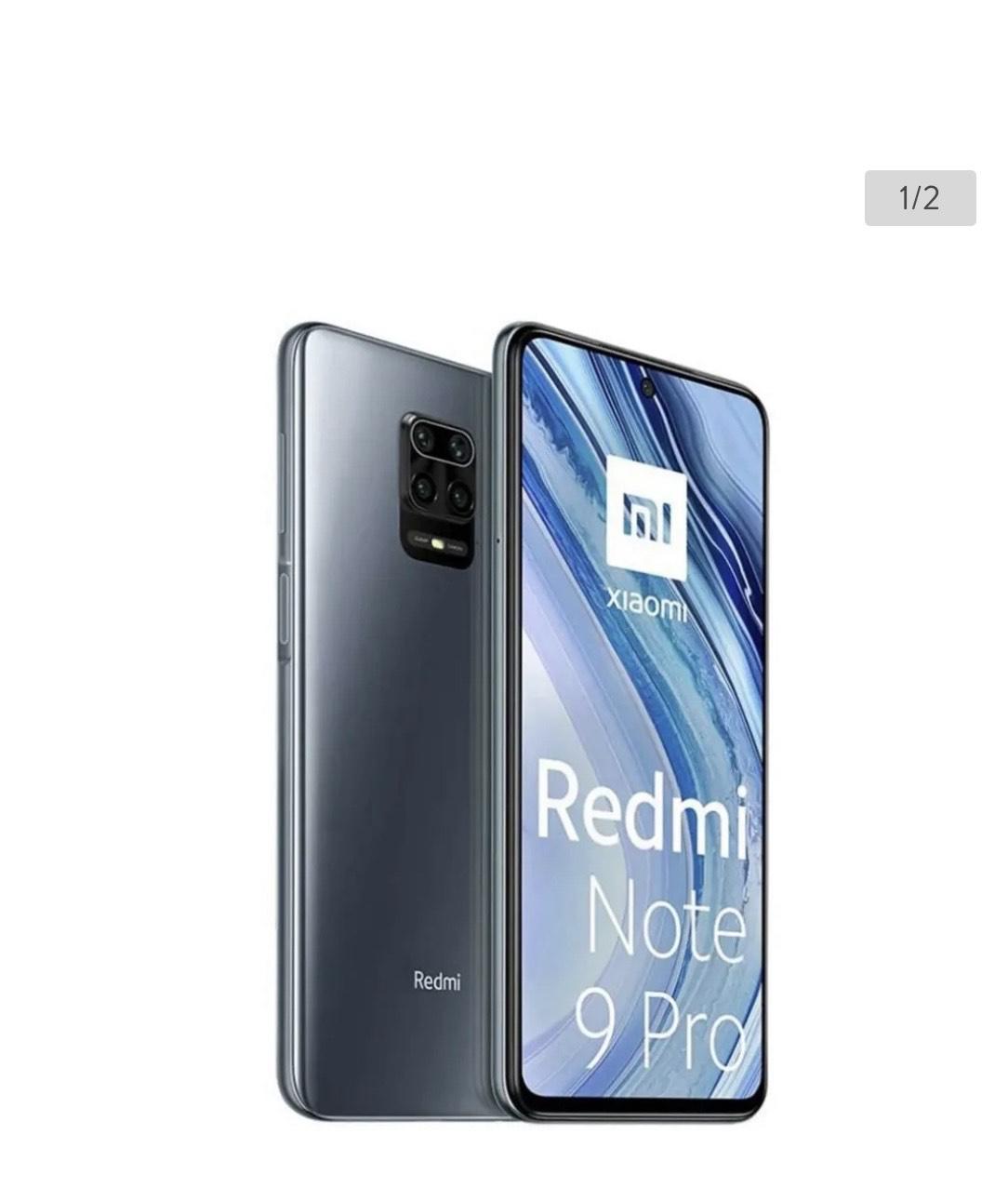 Walmart: Celular Xiaomi Redmi Note 9 Pro 64Gb, 6 Gb Ram