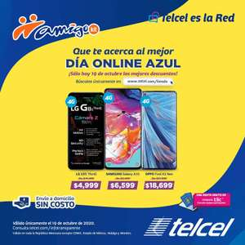 LG G8s ThinQ en Telcel