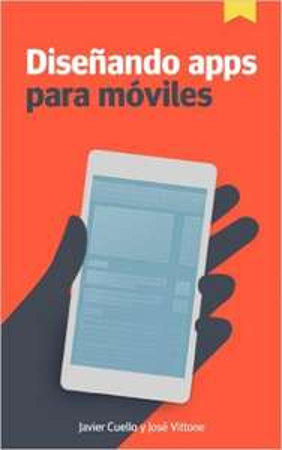 Amazon Tienda Kindle: e-book gratis Diseñando apps para móviles