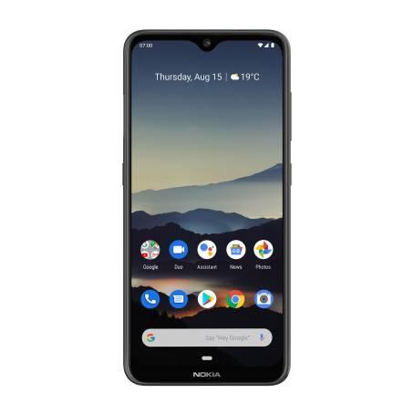Sam's Club: Smartphone Nokia 7.2 Negro Desbloqueado 128gb 4gb ram (Nokia 7.2 TA-1178)