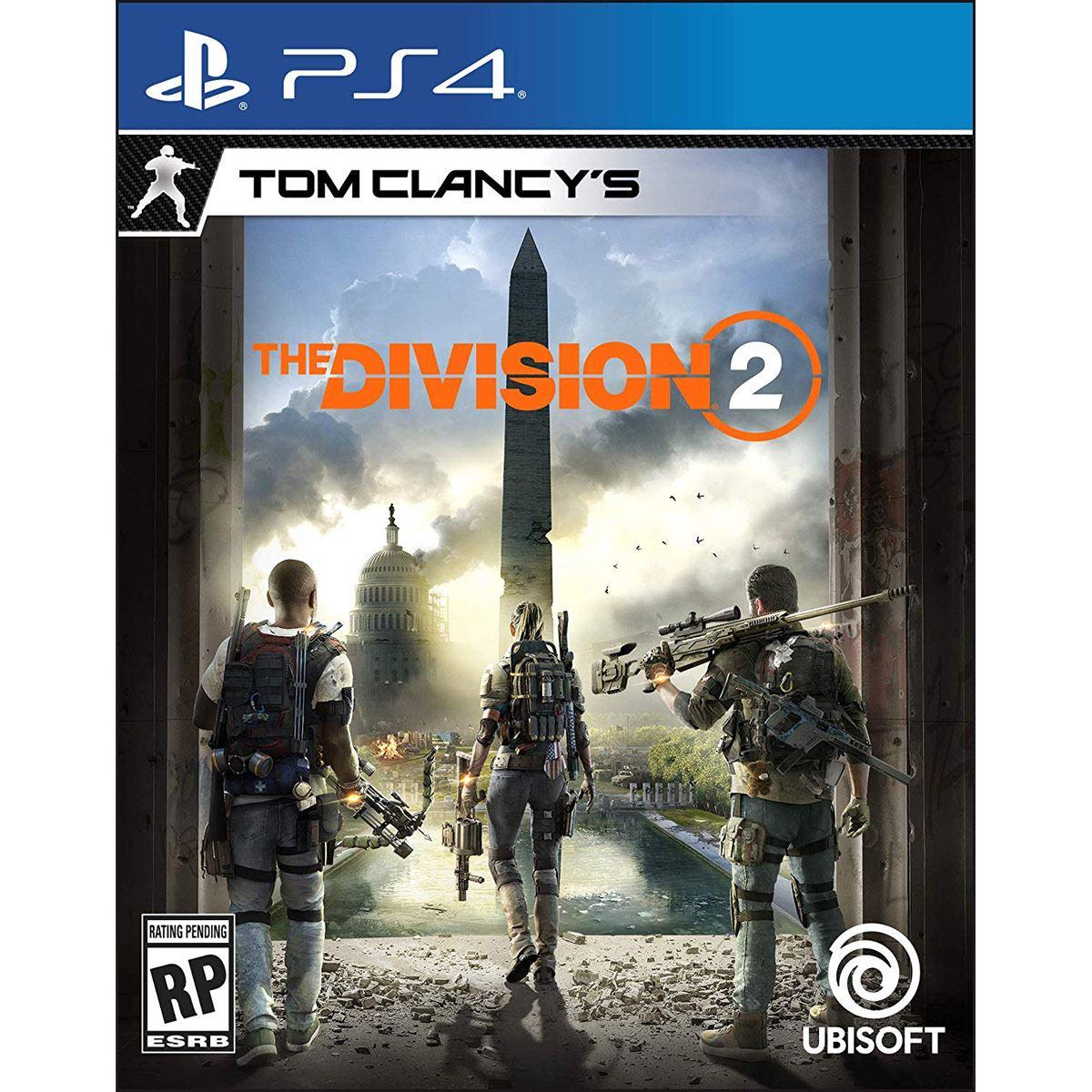 Bodega Aurrera: The Division 2 para PS4