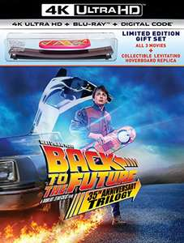 Amazon MX Back to the Future 4K 35th Anniversary Edition