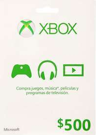 Linio: tarjeta de $800 para Xbox Live a $480, 1 año Gold $450, Titanfall $299