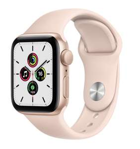 Costco: Apple Watch SE (GPS) Oro de 40 mm