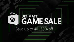 Xbox: Ultimate Game Sale. Del 5 al 11 de julio