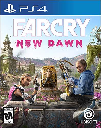 Amazon: Far Cry New Dawn PS4