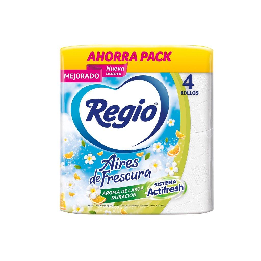 Waldo's: Regio Papel Higiénico Aires de Frescura 200 hojas
