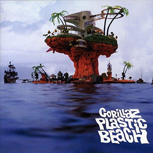 AMAZON: Gorillaz - Plastic beach (Vinyl)