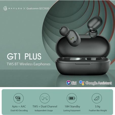 Linio: Haylou GT1 Plus TWS Bluetooth (Envío Rápido)