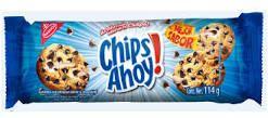 Tiendas Circle K: Galletas Chips Ahoy! 114 gr A $5 pesos