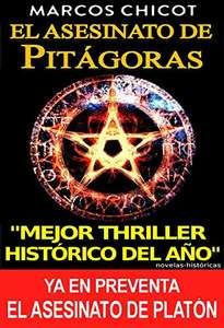 Amazon Kindle: El Asesinato de Pitágoras. Best Seller en Amazon.