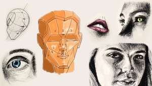 Udemy : Portrait Drawing 101 Course - Portrait Drawing For Beginners Gratis!!!
