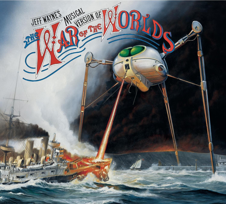 "Gratis Espectáculo Musical ""The War of the Worlds"" de Jeff Wayne"
