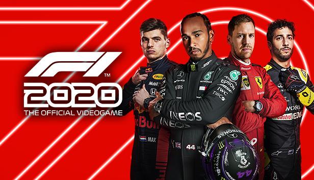 Steam: Juega GRATIS a F1 2020 el fin de semana