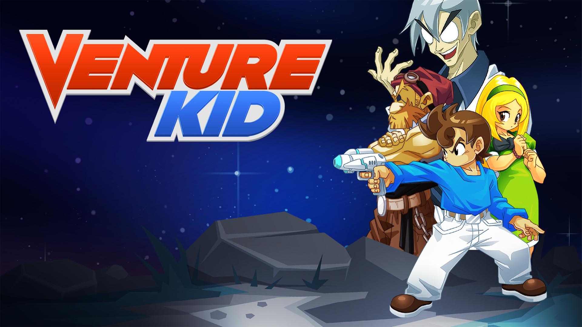 Nintendo eShop: Nintendo Switch - Venture Kid