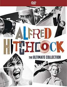 Amazon: Alfred Hitchcock The Ultimate Collection DVD