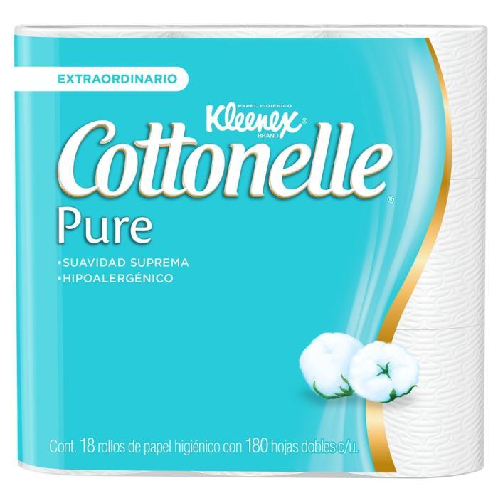 Superama en linea Cotonelle Pure 18pz 2 x $199