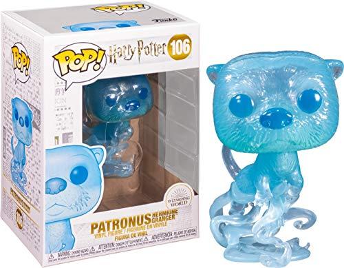 Amazon: Funko POP! Harry Potter: Harry Potter Patronus – Patronus Hermione, Multicolor