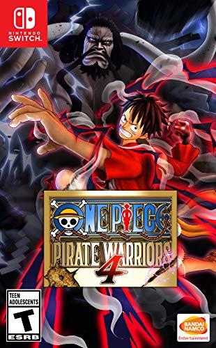 Amazon: One piece: Pirate warriors 4 Nintendo switch