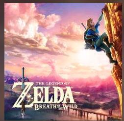 Nintendo store Brasil: The Legend of Zelda: Breath of the Wild