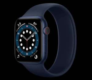 Claro Shop: Apple Watch S6 GPS Azul 40mm con Correa Azul (BANORTE)