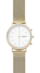 Amazon: Reloj Skagen Híbrido (Smart watch) para mujer, acero inoxidable.