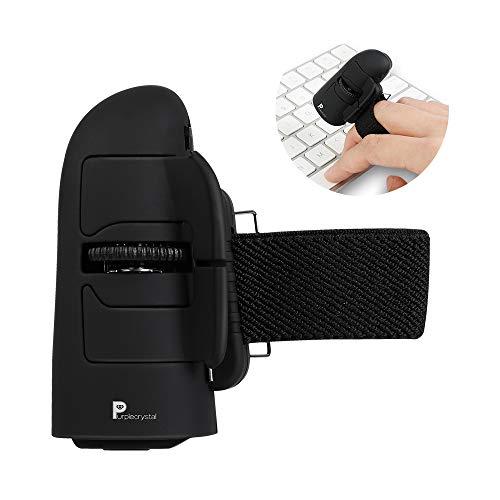 Amazon: Mouse óptico para dedo