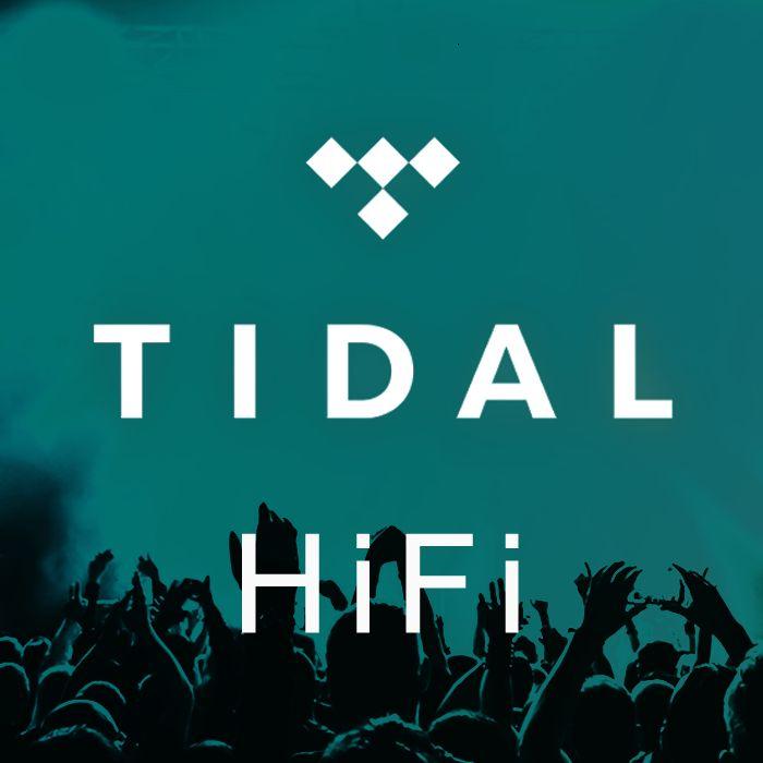 3 meses Tidal Hifi 30 MXN