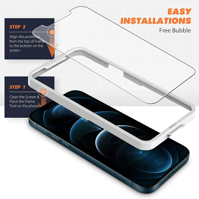 Amazon: Protector iPhone Pro 12 max