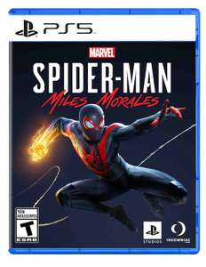 Liverpool: Spiderman Miles Morales para PS5