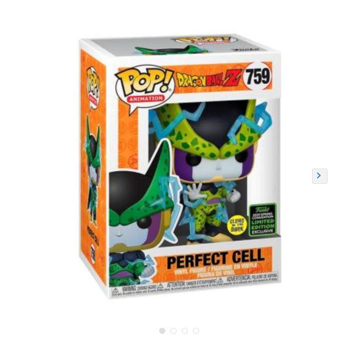 Walmart: Funko Pop Dragon Ball Z Perfect Cell