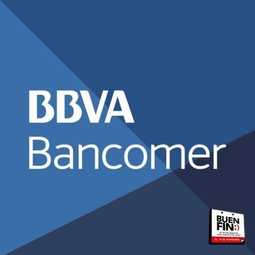 Promoción Buen Fin 2020 BBVA Bancomer: Puntos dobles en compras mayores a $2000, paga después de 3 meses y 3 MSI automático