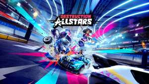 Destruction All Stars PS5 Gratis para PS Plus en Febrero