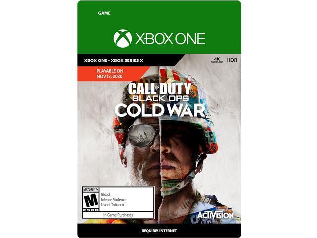 Newegg EUA : CoD Black Ops Cold War Xbox One digital