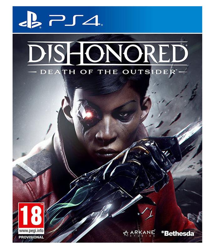 El Palacio de Hierro: PLAYSTATION Dishonored Death of the Outsider PS4