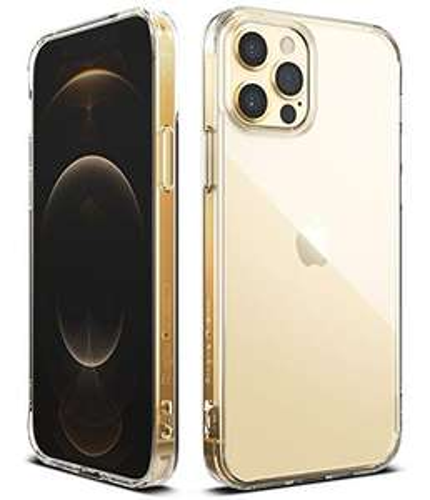 Amazon Funda iPhone 12 Pro MAX, Plastico Rígido Cover Case para iPhone 12 Pro MAX (Negro)