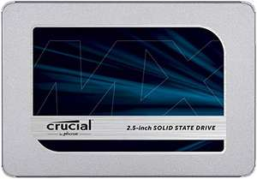 Amazon: SSD Crucial 500 GB CT500MX500SSD1 3D NAND SATA 2.5