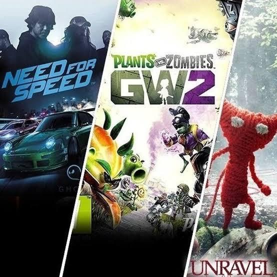 PS Store: Paquete de Familia EA Unravel + Need for Speed + Plants vs. Zombies™ GW2 [PS4]