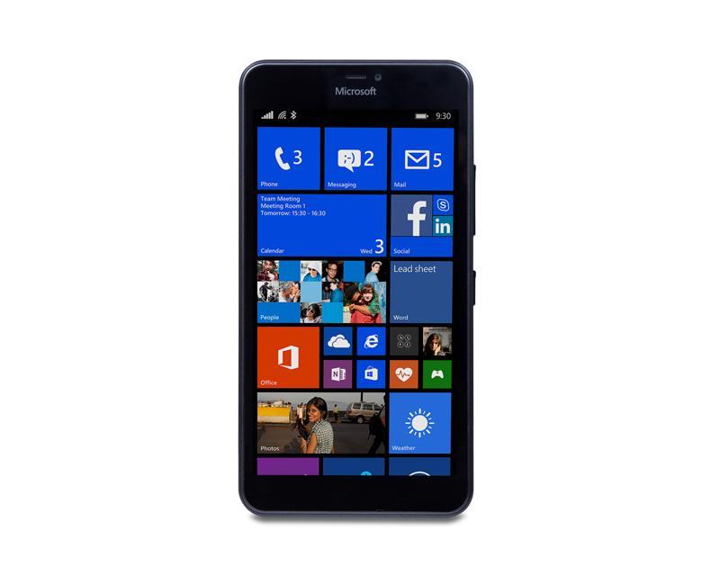 Coppel en línea: Microsoft Lumia 640XL Negro Movistar a $1,799