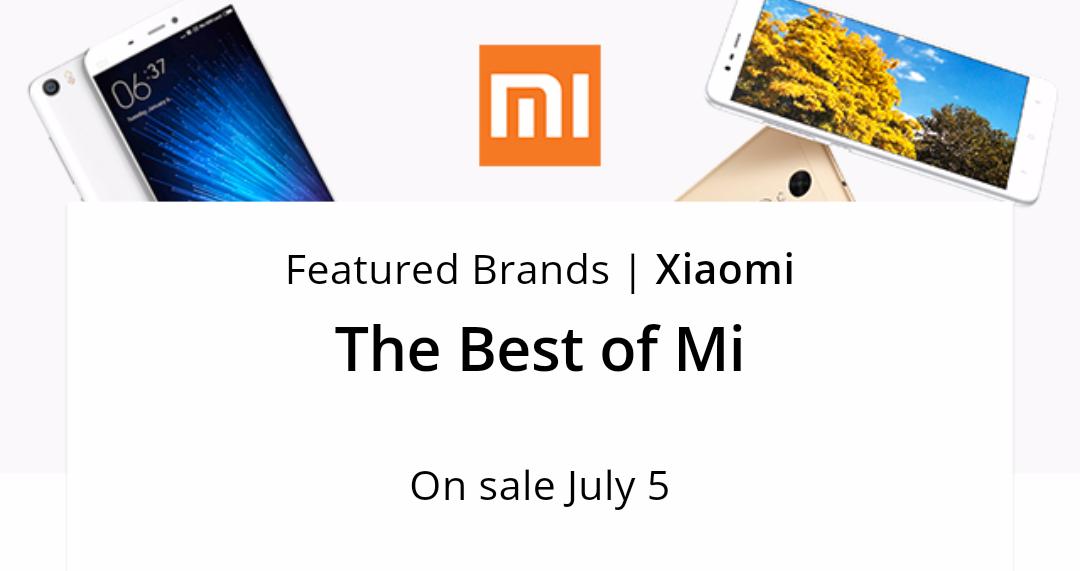 Aliexpress: Celulares Xiaomi a buen precio (solo el 5 de julio)